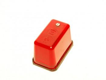 Blinker rot auf Kotflügel Simson Duo FER 8580.12