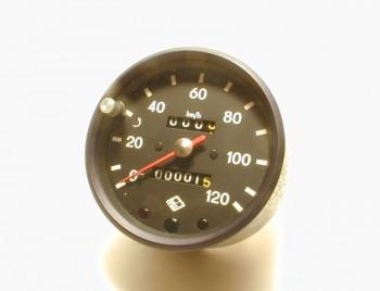 Tacho 120 km/h Tageszählwerk Trabant 601 9107002182
