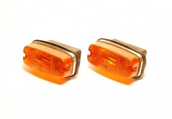 Satz Blinkleuchten vorn Trabant 601 1.1 Traktor ZT300 303 AKA 8580.19/6