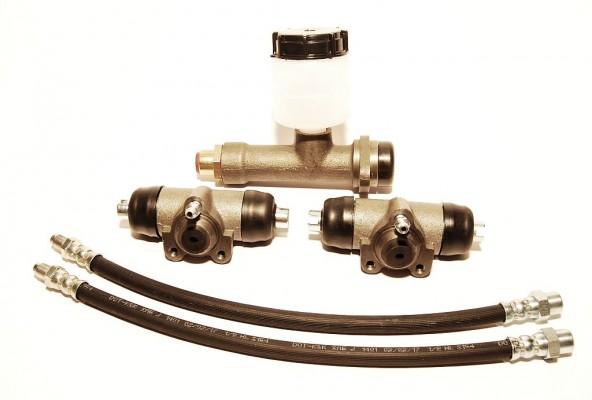 Reparaturkit Bremse DDR Wohnwagen Bastei Intercamp Apolda HP800