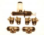 1x Hauptbremszylinder 6 x Radbremszylinder IFA Framo 3110125240