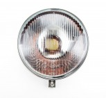 FER H4 Reflektor mit Chromring MZ ETZ Traktor ZT300 8706.22-210/1